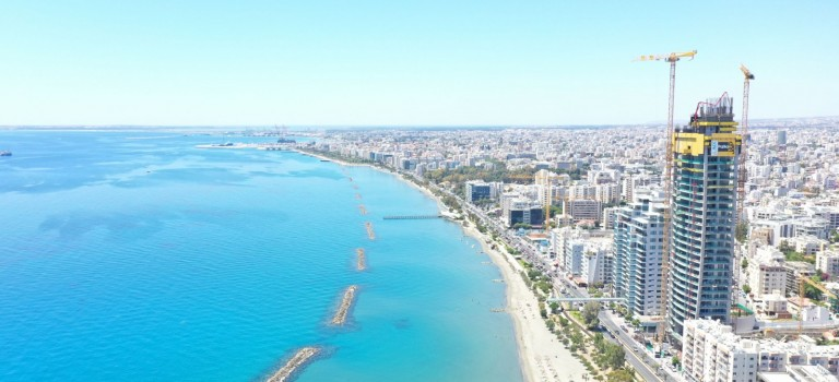 ONE Limassol An Iconic Address