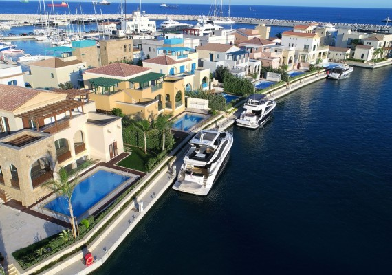 Limassol Marina Villa For Rent