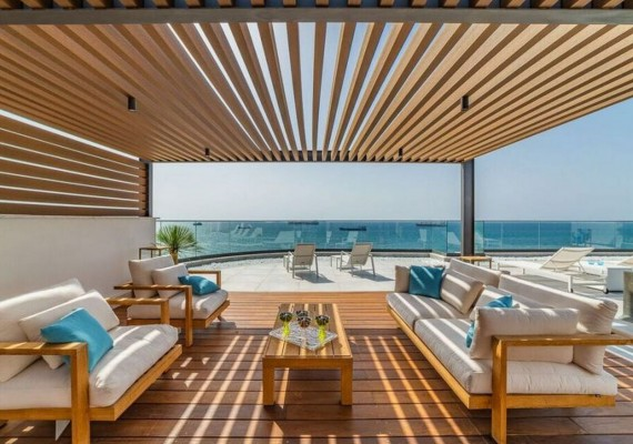 Luxury Penthouse For Sale Limassol