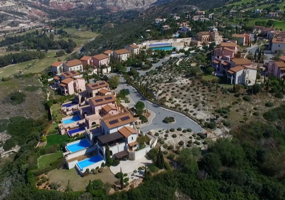 Aphrodite Hills Luxury Property