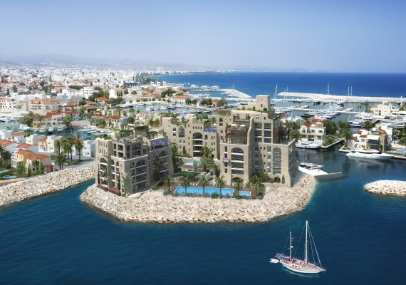 Castle Apartment Limassol Marina