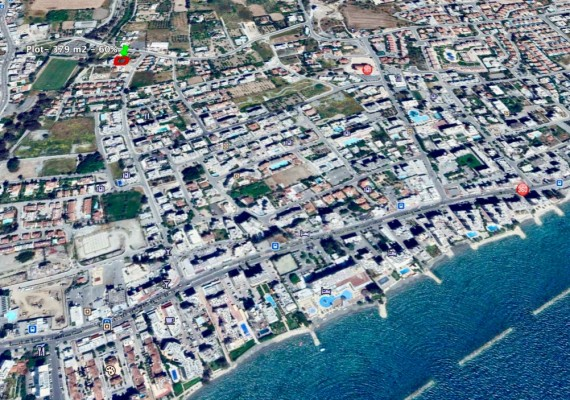 Plot For Sale in Limassol