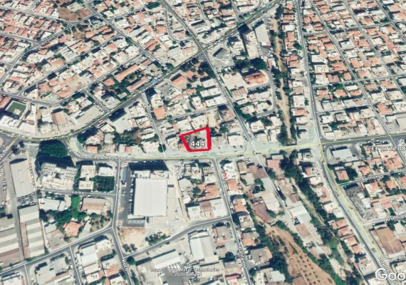 Commercial Land For Sale Limassol
